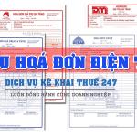 Xem Mẫu Hoá Đơn Điện Tử VNPT, Viettel, FPT, AZinvioce